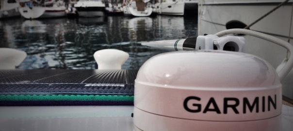 Antena GPS y placas solares con aislante #Cascarita