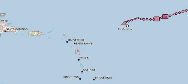 Mapa 22 ene