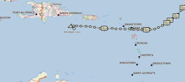 mapa 19feb